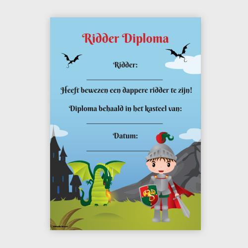 Ridder Diploma