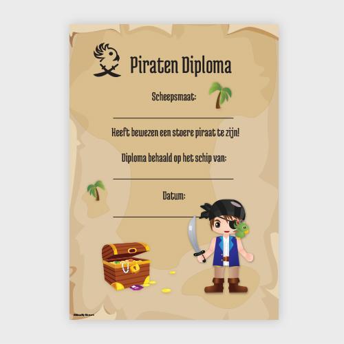 Piraten Diploma