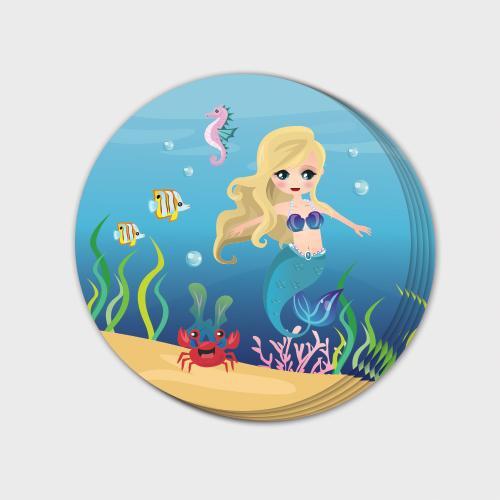 Zeemeerminnen Stickers