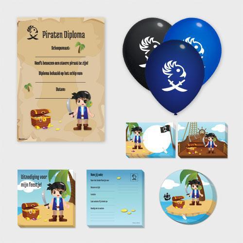 Piraat Pakket Medium