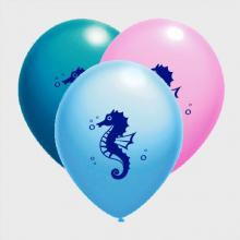 Zeemeermin ballonnen