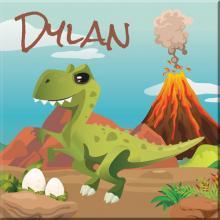 Canvas Dino