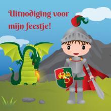 Ridders uitnodigingen