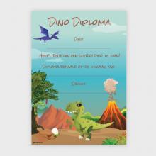 Dino Diploma
