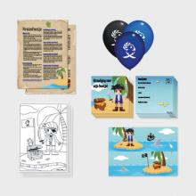 Piratenfeest Pakket
