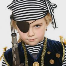 Ooglapje Piraat