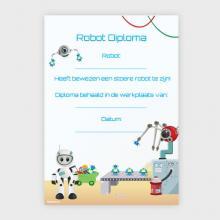 Robot Diploma
