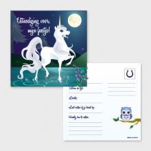 Paarden uitnodigingen