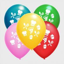Chefkok ballonnen