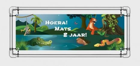 Spandoek Dieren Jungle