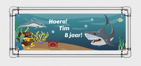 Spandoek Onderwaterwereld