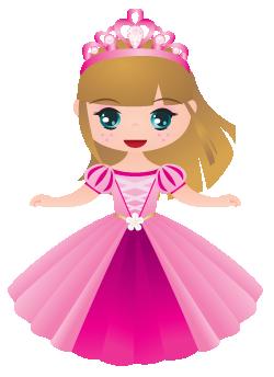 Uitgelezene Thema Prinsessenfeestje kinderfeestje meisje 5 - 8 jaar YF-39