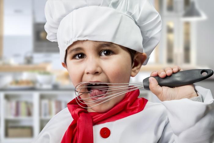 Kinderfeestje kok